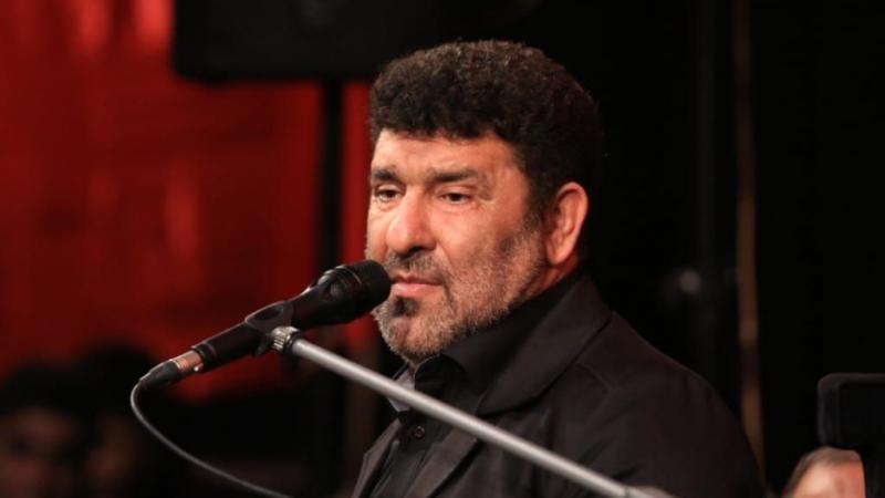 مدیحهسرایی حاج سعید حدادیان در دوشنبههای امام حسنی