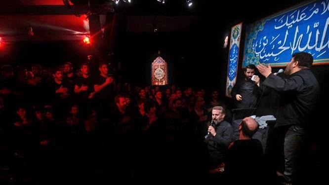 ۵ شب عزاداری دهه دوم صفر در حسینیه فاطمةالزهرا(س)