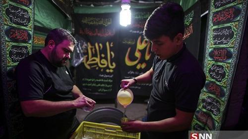 لبیک موکبهای عراقی به آیتالله سیستانی درباره عزاداری محرم