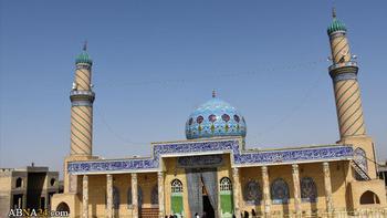 داعش مرقد ابراهیم بن مالک اشتر را در عراق هدف قرار داد