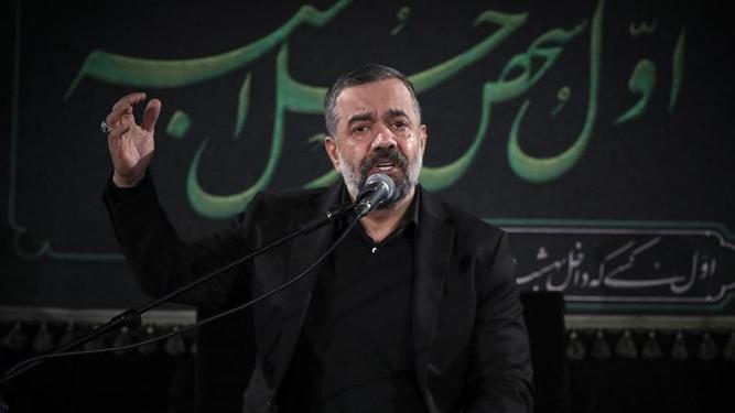 محمود کریمی؛ بدم الظلوم ادرکنی صاحب الزمان (عج)