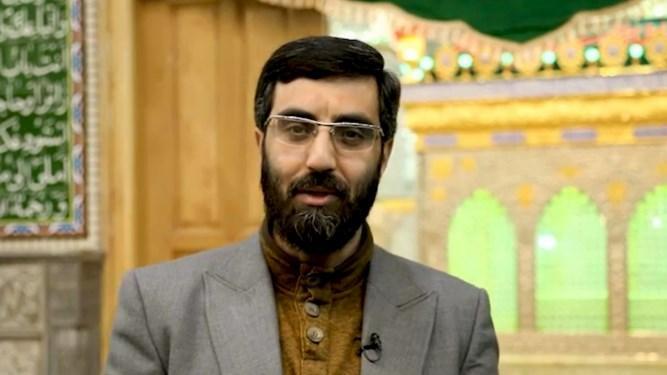 سید رضا نریمانی؛ هل الدین الا الحب