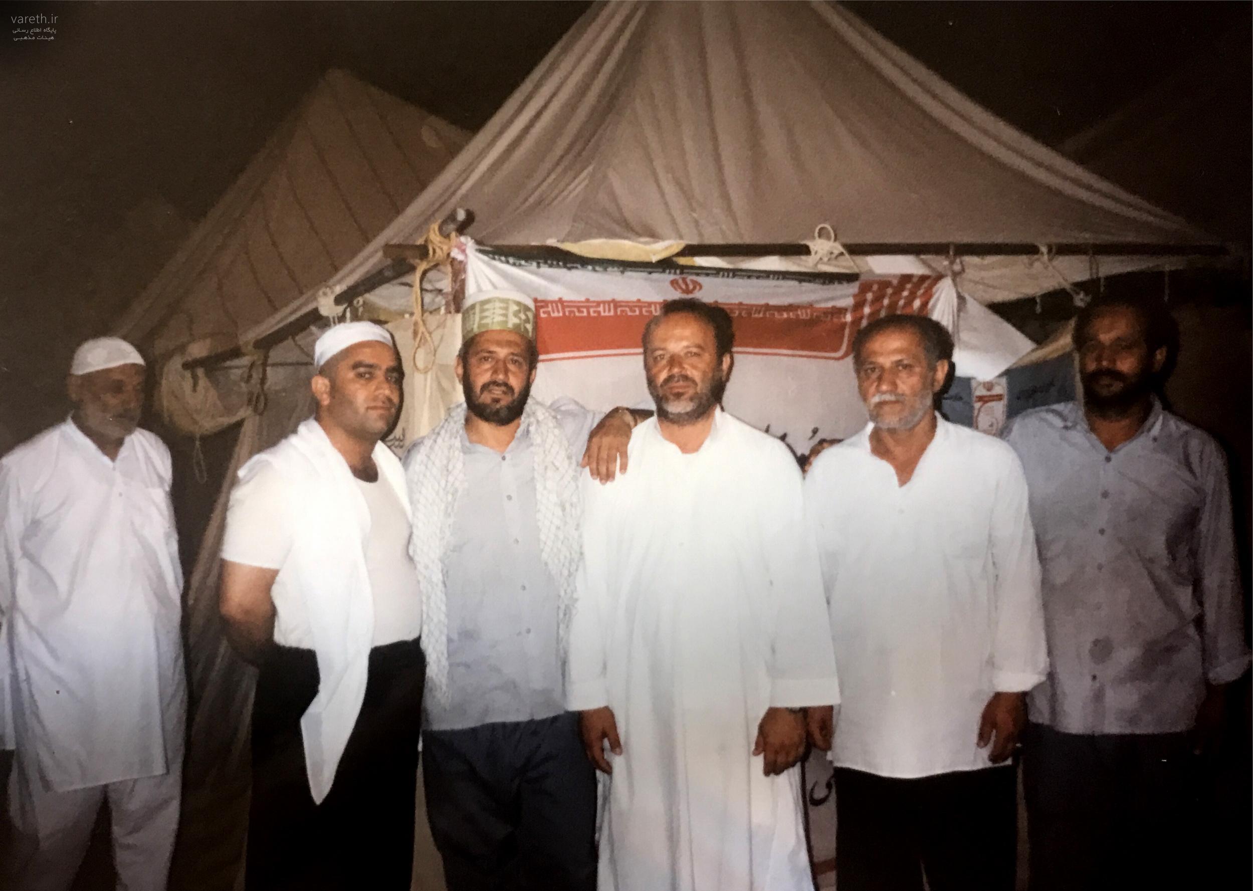 محرم 1400 حسن خلج